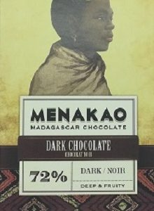 Chocolat noir de Madagascar 72 % (grande)