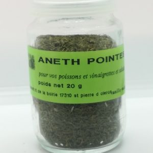 Aneth pointe