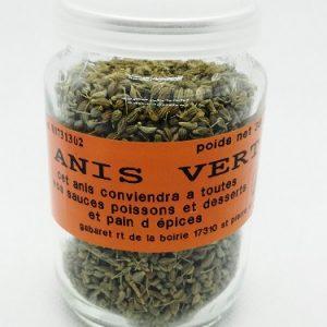 Anis vert graines