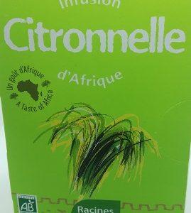 Citronnelle  bio