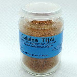Cuisine thai