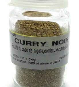 Curry Noir