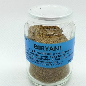 Biryani épices