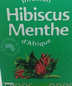 Hibiscus Menthe bio