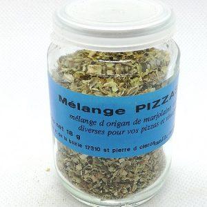 Mélange Pizza
