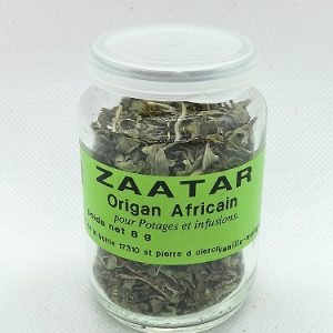 Origan Africain zaatar