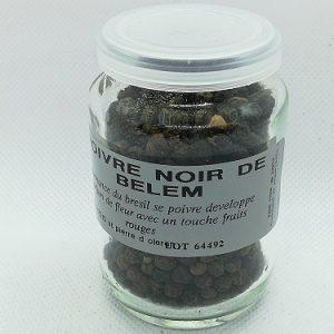 Poivre noir de Belèm grain