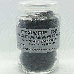 Poivre noir de Madagascar grain