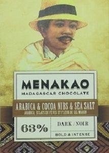 chocolat noir café, fleur de sel (grande)