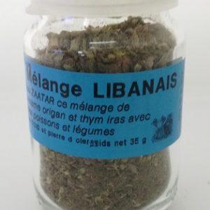 ZAATAR ou mélange Libaniais